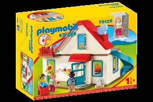 Playmobil PM 1.2.3 - Woonhuis 70129