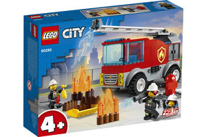 LEGO LEGO City - Ladderwagen 60280