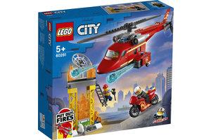 LEGO LEGO City Reddingshelikopter - 60281