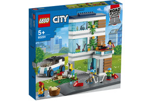 LEGO LEGO City Familiehuis - 60291