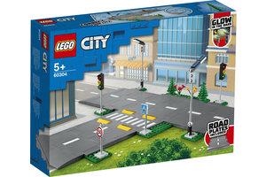 LEGO LEGO City Wegplaten - 60304