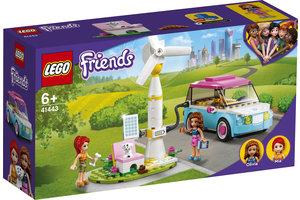 LEGO LEGO Friends Olivia's elektrische auto - 41443