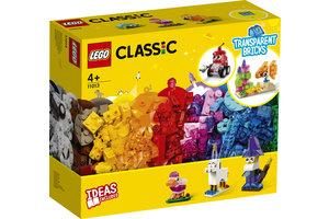 LEGO LEGO Classic Creatieve transparante stenen - 11013