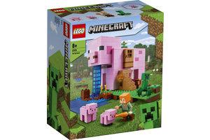LEGO LEGO Minecraft Het varkenshuis - 21170