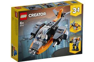 LEGO LEGO Creator Cyberdrone - 31111