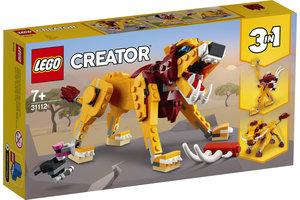 LEGO LEGO Creator Wilde leeuw - 31112