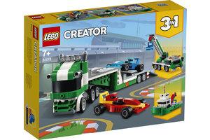 LEGO LEGO Creator Racewagen transportvoertuig - 31113