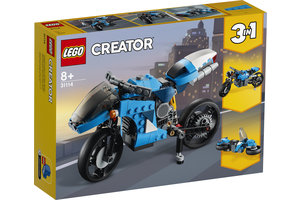 LEGO LEGO Creator Snelle motor - 31114