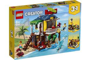 LEGO LEGO Creator Surfer strandhuis - 31118