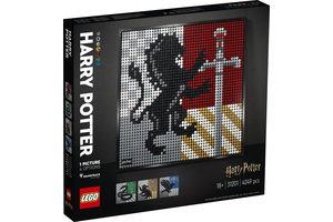 LEGO LEGO ART Harry Potter Hogwarts Crests - 31201