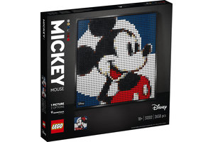 LEGO LEGO ART Disney's Mickey Mouse - 31202
