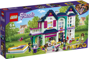 LEGO LEGO Friends Andrea's familiehuis - 41449