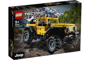 LEGO LEGO Technic Jeep Wrangler - 42122