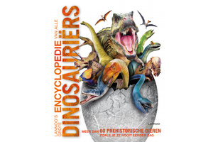 Lannoo Lannoo's grote encyclopedie van alle dinosauriërs