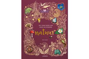 Lannoo Het dikke boek van onze bijzondere natuur
