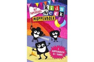 Lannoo Kidsweek - Het superdikke moppenboek