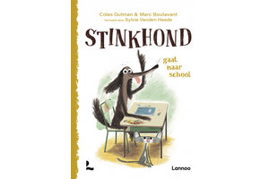 Lannoo Vos en Haas - Stinkhond gaat naar school