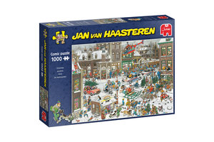 Jumbo Jan van Haasteren Kerstmis 1000 stukjes