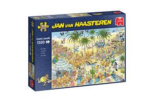 Jumbo Jan van Haasteren The Oasis 1500 stukjes
