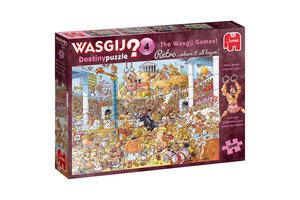 Jumbo Wasgij Retro Destiny 4 - The wasgij games (1000 stukjes)