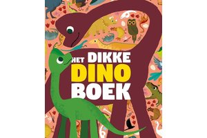 Baeckens Books Het dikke dinoboek