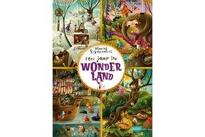 Baeckens Books Een jaar in Wonderland