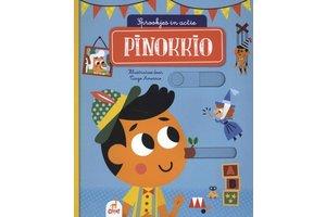 Baeckens Books Sprookjes in actie - Pinokkio