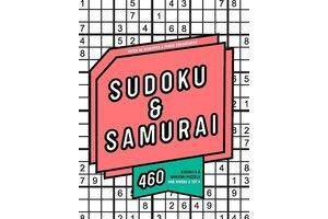 Baeckens Books Sudoku & Samurai (460 puzzels)