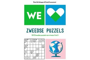 Baeckens Books We Love Zweedse Puzzels