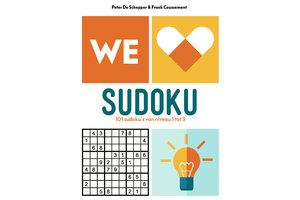 Baeckens Books We love Sudoku