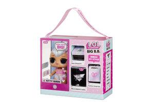 MGA Entertainment L.O.L. Surprise! Big B.B. (Big Baby) Kitty Queen