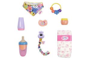 Zapf BABY born Starter Set Verzorgingsset voor poppen