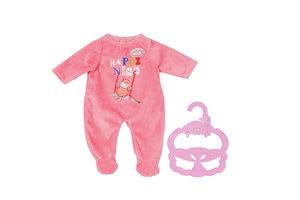 Zapf Baby Annabell Little Romper pink Poppenromper