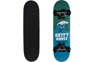 "Kryptonics Skateboard Kryptonics 22"" - Wacky Wave"