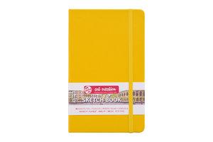 Talens Talens ArtCreation Schetsboek 13x21cm (140gr) - Golden Yellow