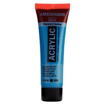 Talens Acrylverf Amsterdam tube 20ml - Briljantblauw