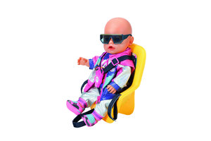 Zapf BABY born Bike Seat Poppenfietsset