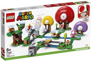 LEGO LEGO Super Mario Uitbreidingsset: Toads schattenjacht - 71368