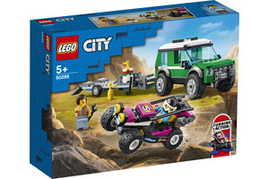 LEGO LEGO City Racebuggytransport - 60288