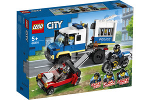 LEGO LEGO City Politie gevangenentransport - 60276
