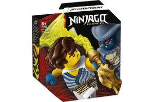 LEGO LEGO NINJAGO Epische Strijd set - Jay tegen Serpentine - 71732