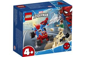 LEGO LEGO Marvel Super Heroes Spider-Man en Sandman duel - 76172