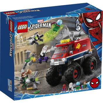 LEGO LEGO Marvel Super Heroes Spider-Man's monstertruck vs. Mysterio - 76174
