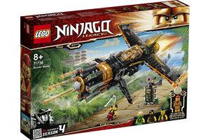 LEGO LEGO NINJAGO Rotsblok Blaster - 71736