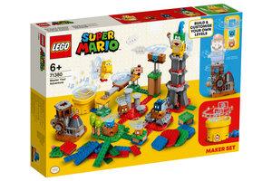 LEGO LEGO Super Mario Makersset: Beheers je avonturen - 71380
