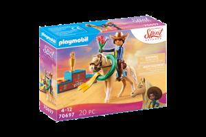 Playmobil PM DreamWorks Spirit Untamed - Rodeo Pru 70697