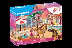 Playmobil PM DreamWorks Spirit Untamed - Miradero Festival 70694