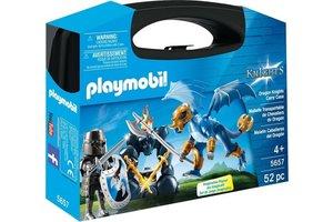 Playmobil PM Dragon Knights - Meeneemkoffer Dragon Knights 5657
