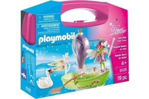 Playmobil PM Fairies - Meeneemkoffer Fairy Boat 9105