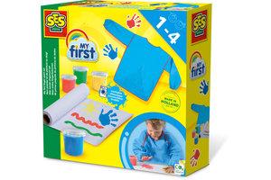 SES Creative SES Creative My First - Mijn eerste vingerverf set